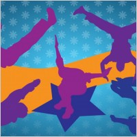 Link toBreakdancing silhouettes