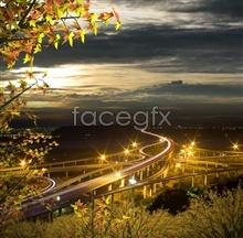 Link toBridge night view hd pictures