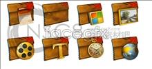 Link toBriefcase folder icons