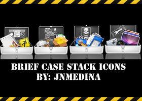 Link toBriefcase stack icons