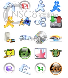 Link toBright-clear system icons