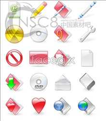 Link toBright color system replacement icons