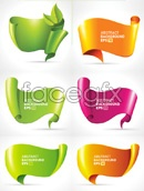 Link toBright colour film axis vector