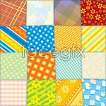 Link toBright fabric vector