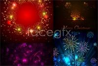 Link toBright festive background vector