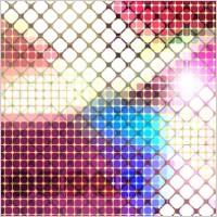 Link toBright mosaic design background vector 4