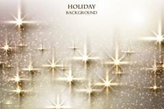 Link toBright star decoration festive background vector