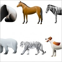 Link toBrilliant animals icons icons pack