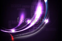 Link toBrilliant beam of purple background vector