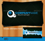 Link toBrilliant business card template