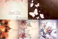 Link toBrilliant color flower background