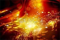 Link toBrilliant colorful background vector graphics