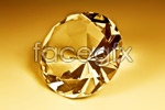 Brilliant crystal diamond 2 psd
