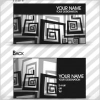 Link toBrilliant dynamic pattern card 05 vector