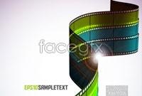 Link toBrilliant film negatives vector
