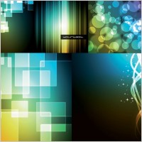 Link toBrilliant light vector background 2