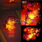 Link toBrilliant maple leaf chinese restaurant vector