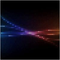 Link toBrilliant neon color background image 08 vector