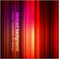 Link toBrilliant red curtain background vector