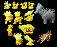 Link toBronze taurus bull hd photo