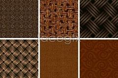Link toBrown pattern page background pack