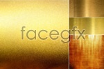 Brushed metal background psd
