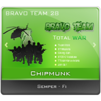Link toBt bravo team signature / logo / database