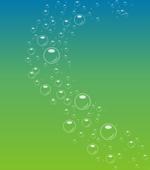 Link toBubble color gradient background vector