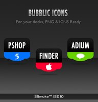 Bubblic icons