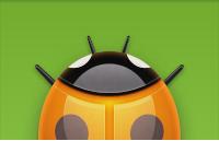 Link toBug icon (ladybug) psd