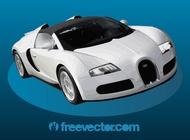 Link toBugatti veyron super sport vector free