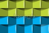 Link toBump origami background vector