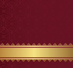 Link toBurgundy patterned background vector