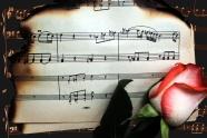 Link toBurning marks sheet music pictures