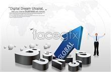 Link toBusiness business business work psd