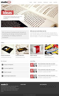 Link toBusiness card printing business css template