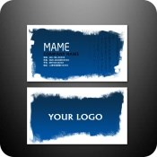 Link toBusiness card psd design template