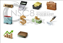Link toBusiness finance desktop icons