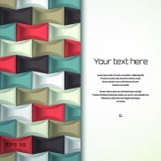 Link toBusiness geometric shapes vectors background 03