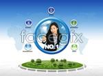 Link toBusiness icon navigation psd