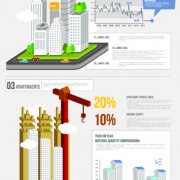 Link toBusiness infographic creative design 444 vector