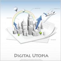 Link toBusiness network design vector 2 background information