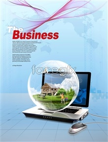 Link topsd poster notebook Business