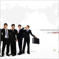Link toBusiness people psd layered