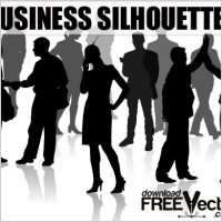 Link toBusiness silhouettes