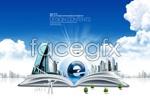 Link toBusiness technology psd