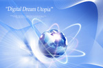 Link toBusiness technology the earth psd