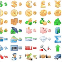 Link toBusiness toolbar icons icons pack