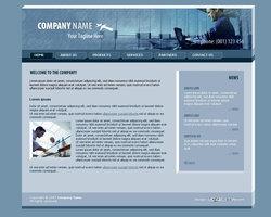 Link toBusiness website template 005