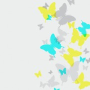 Link toButterflies brushes background vector free